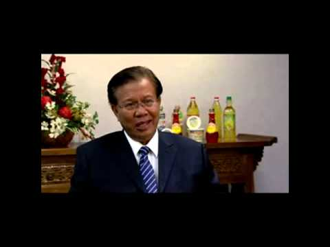 An Interview with CEO of Malaysian Palm Oil Council by Thai News Agency