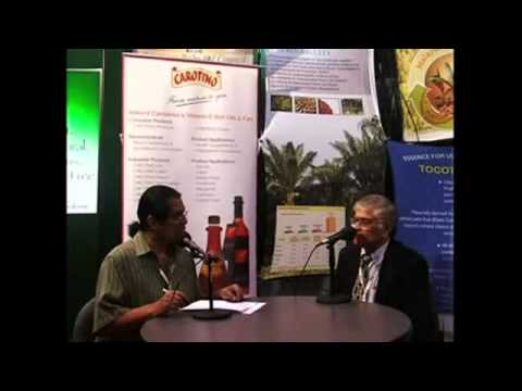 An Interview with Dr Pramod Khosla during Natural Product Expo West 2011