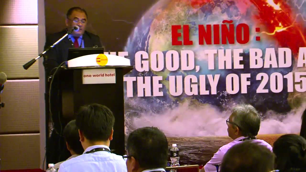 El Nino – Current Progress, Possibility and Severity of Occurrence in 2015 -Jailan Simon