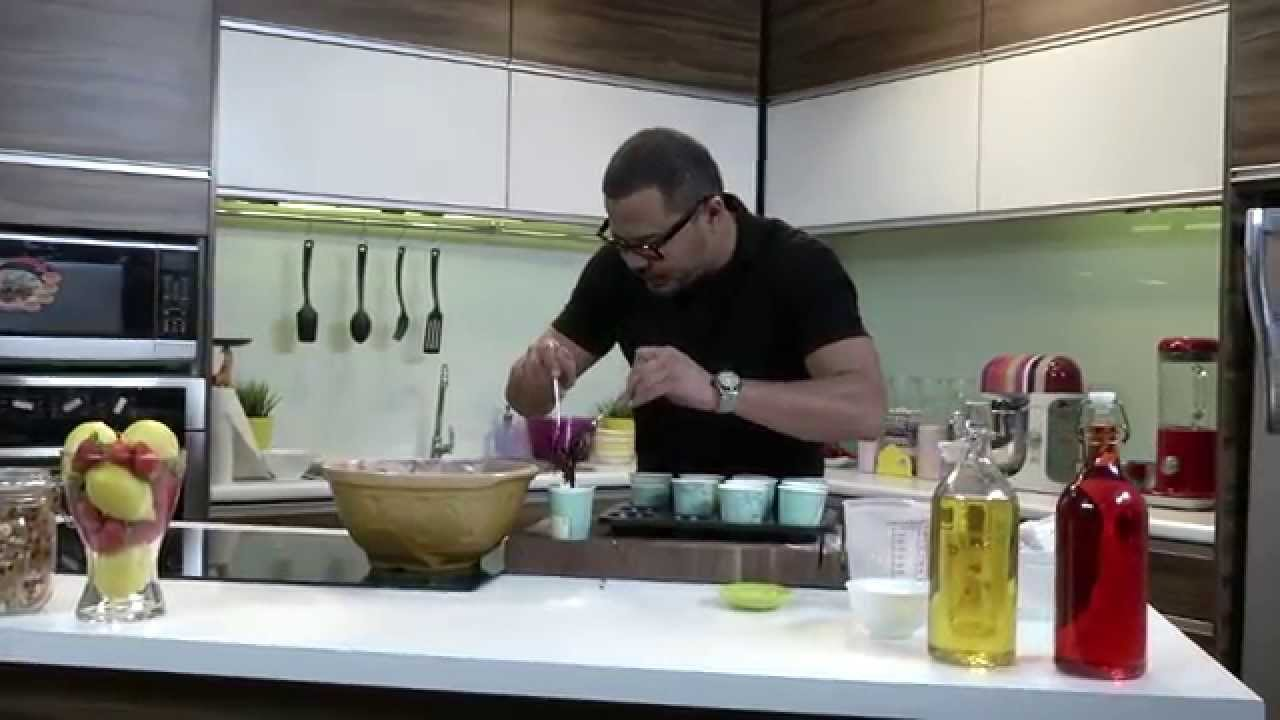 Healthy Cooking with Palm Oil (Chef Adu) – Muffin