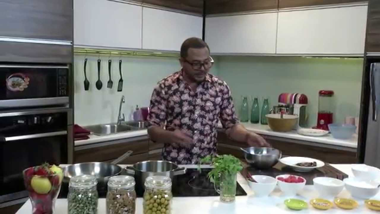 Healthy Cooking with Palm Oil (Chef Adu) – Crab Tempura