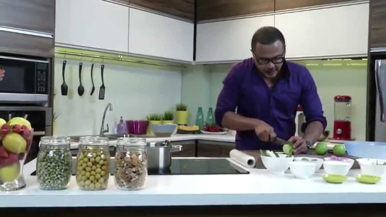 Healthy Cooking with Palm Oil (Chef Adu) – Salmon confit
