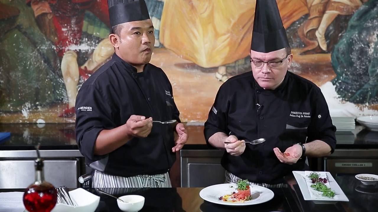 Malaysian Palm Oil Trail: Chef Domenico
