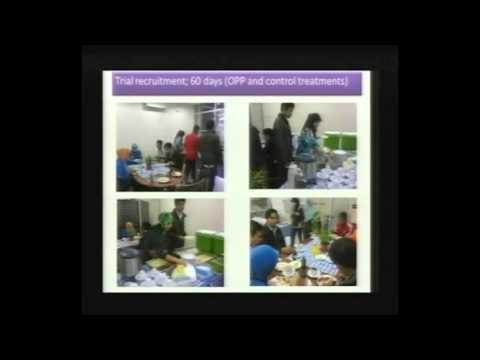 PINC 2013: Supplementation of Oil Palm Phenolics in Normal Healthy Volunteers by Dr. Syed Fairus