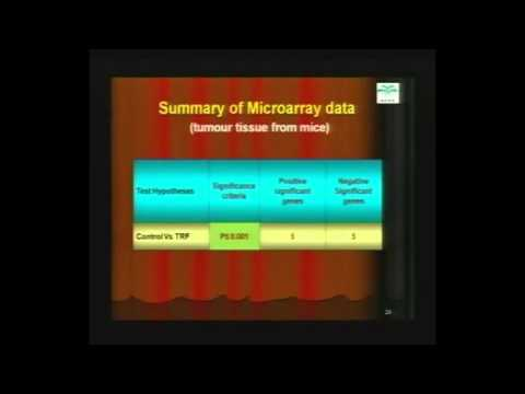 PINC 2013: Tocotrienols: Anti Cancer Effects by Dr. Kangarani Selvadurai