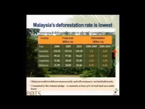 POTS KL 2012 – Malaysian Palm Oil by Tan Sri Datuk Dr Yusof Basiron