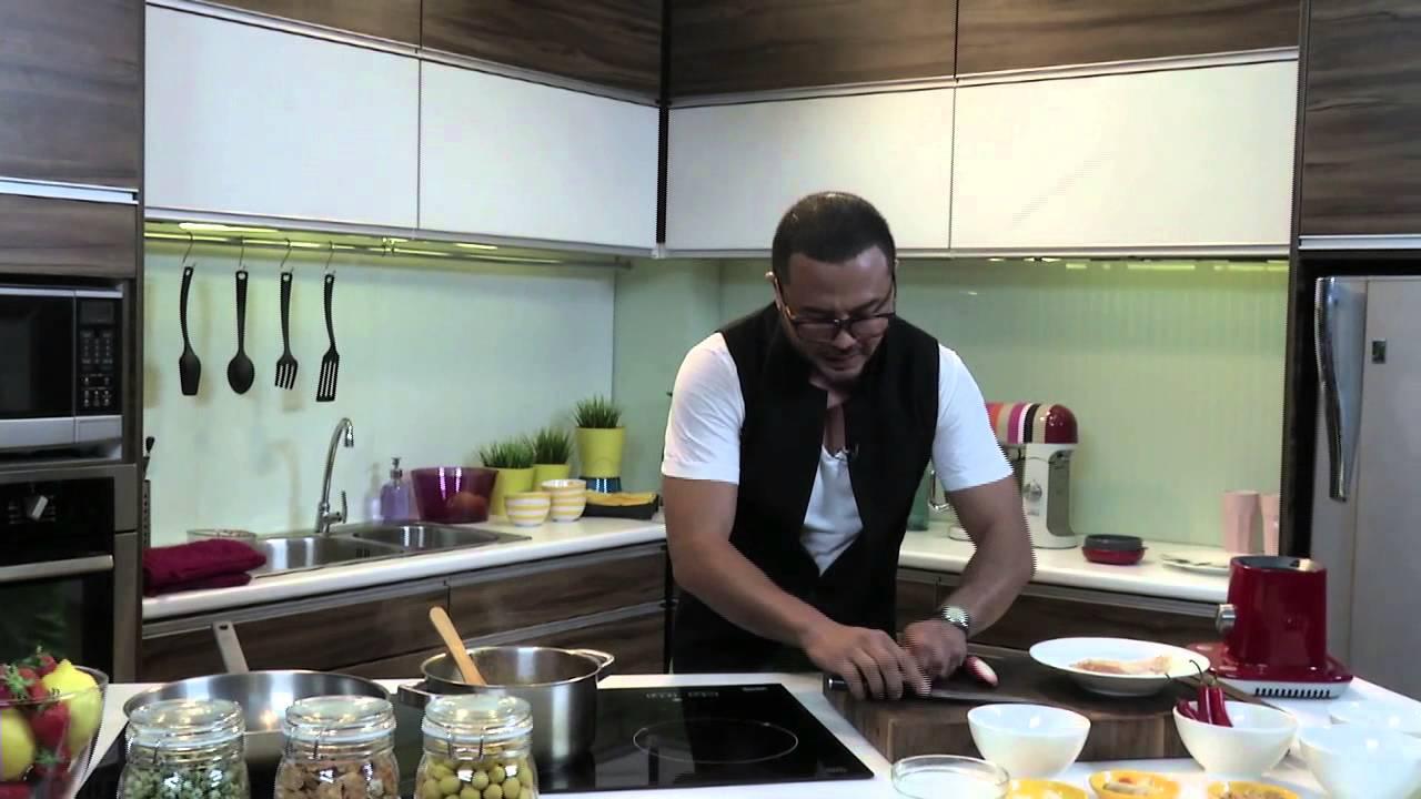 Malaysian Palm Oil Trail: Chef Jean Michel Loubatieres