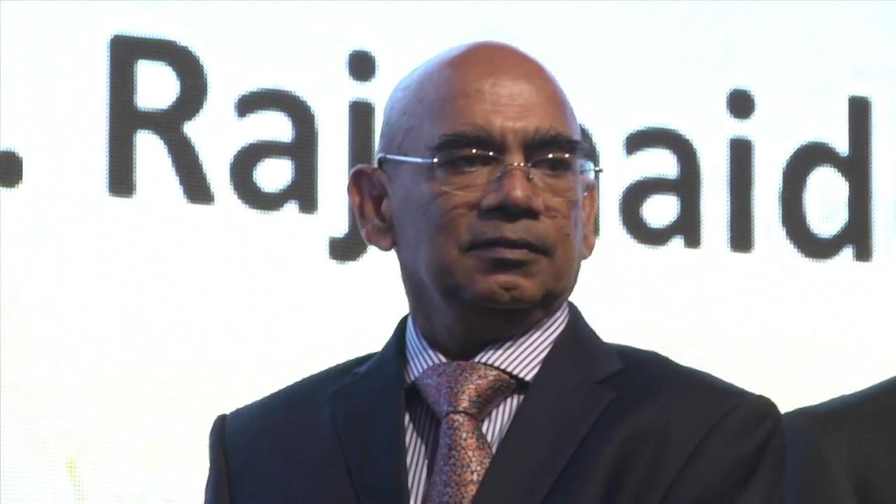 Palm Oil Leadership Award Dinner (PILA) 2016: Dr N Rajanaidu