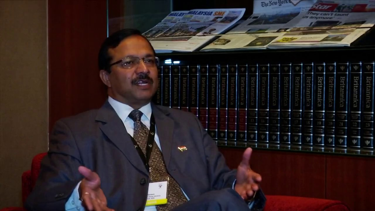POTS KL 2016 An Interview with Vijay Sardana, SEBI