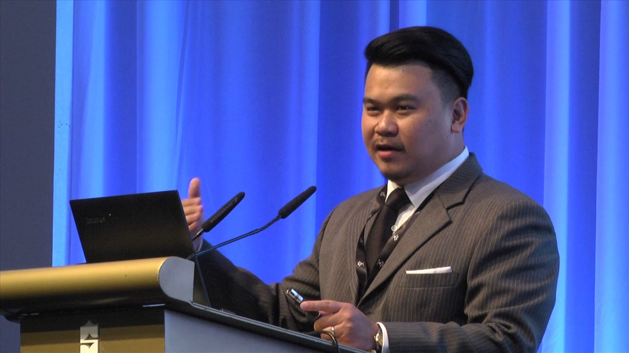 POTS KL 2016: Technical Analysis and Outlook of Bursa Malaysia Crude Palm Oil Futures – Benny Lee