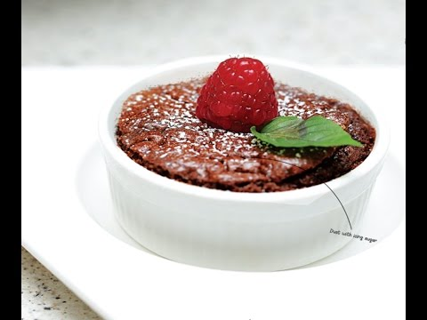 Homemade Chocolate Spread Souffle