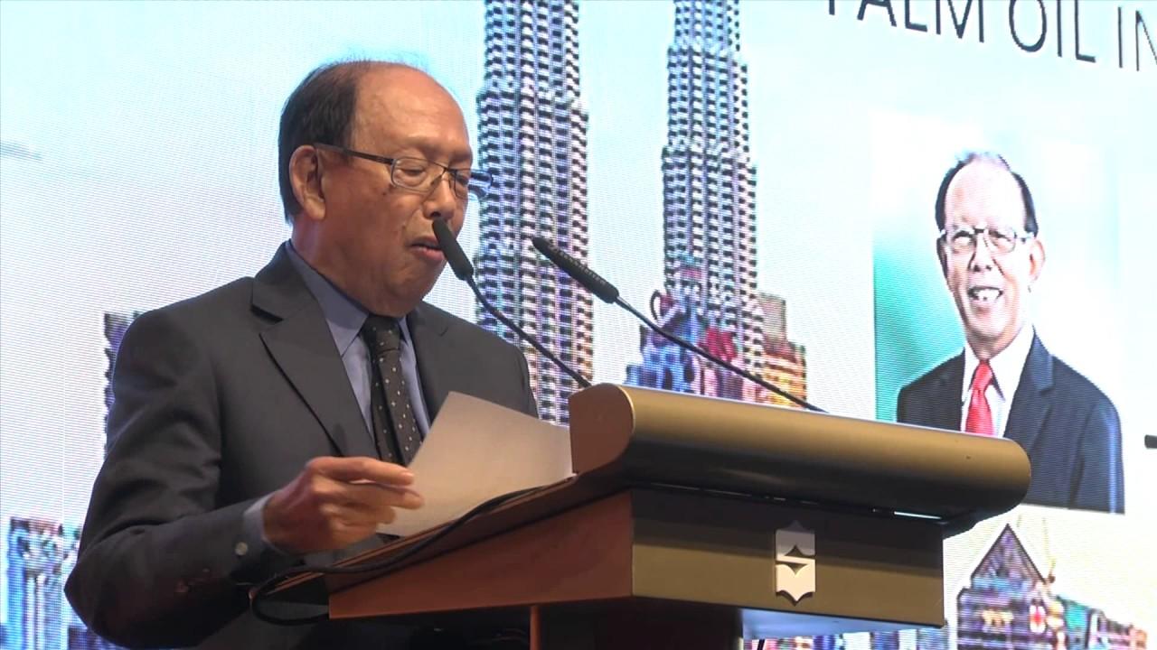 Palm Oil Leadership Award (PILA) Dinner 2016: Tun Musa Hitam