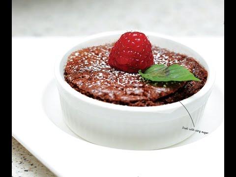 Healthy Bites: Homemade Chocolate Spread Souffle