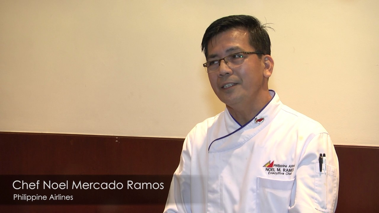 Malaysian Palm Oil International Chef Conference 2016: Interview with Chef Noel Ramos