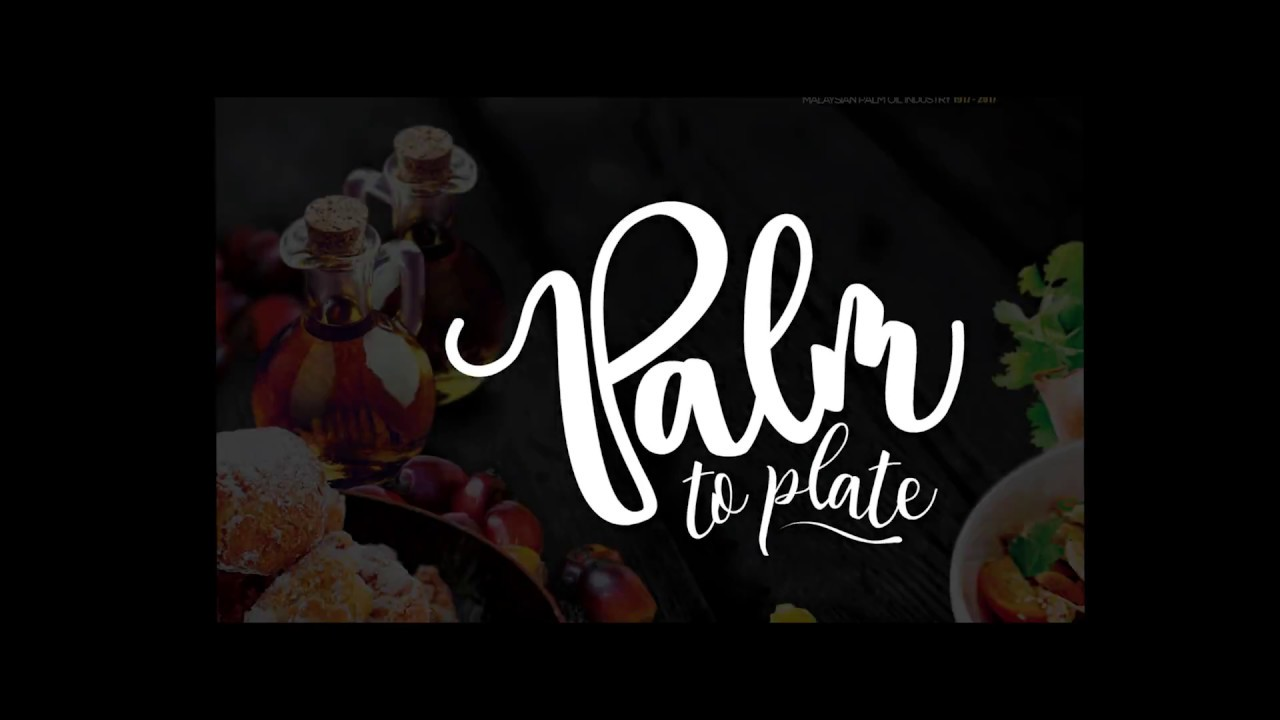 Palm to Plate Recipe Book by Malaysian Palm Oil Council