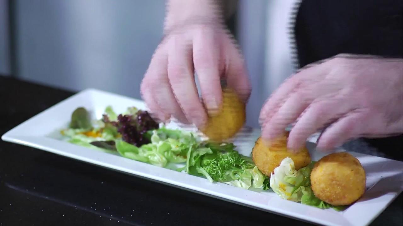 Healthy Bites: Saffron Arancini
