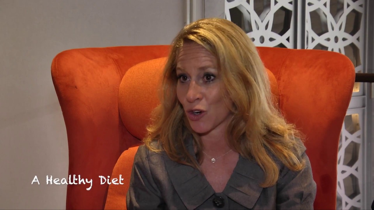 "PALM DECONSTRUCTED Dr Felicia Stoler on ""A Healthy Diet"""