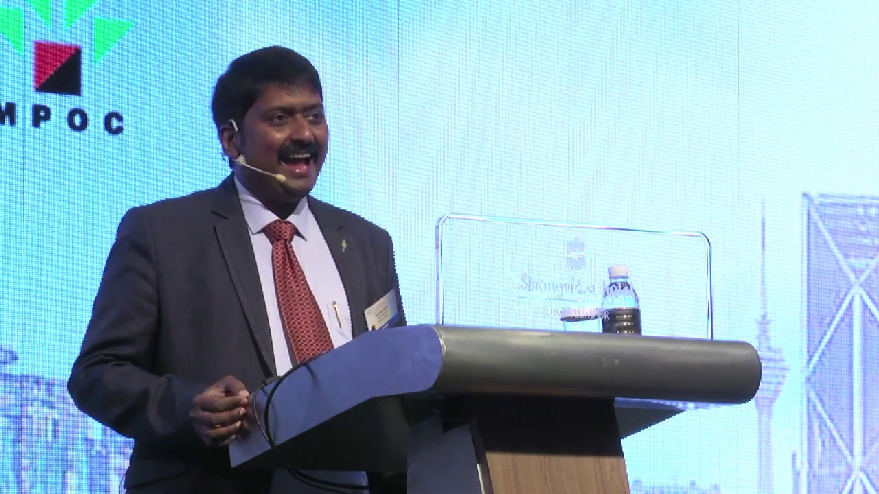 POTS KL 2018 – Global Analysis of Oils and Fats Supply and Demand 2018 and Beyond by Nagaraj Meda