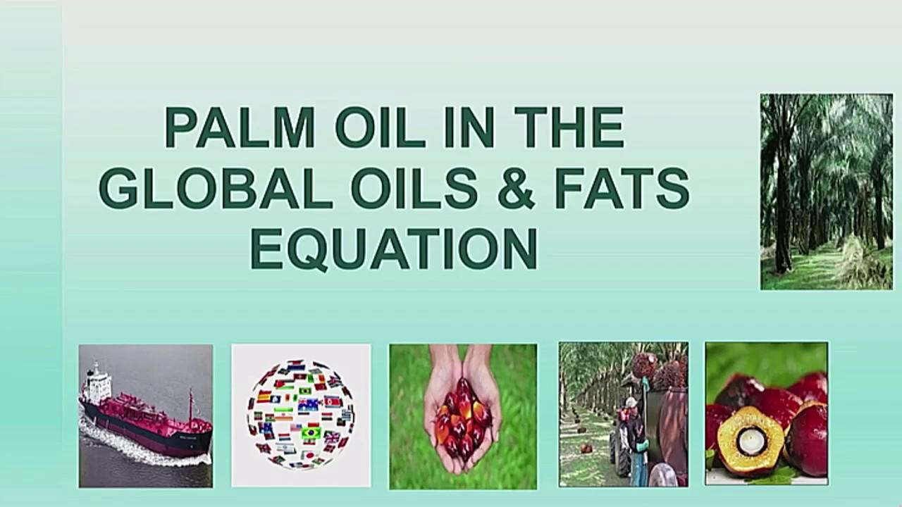 POTS KL 2018: Meeting Global Oils & Fats Demand – Datuk Dr. Kalyana Sundram