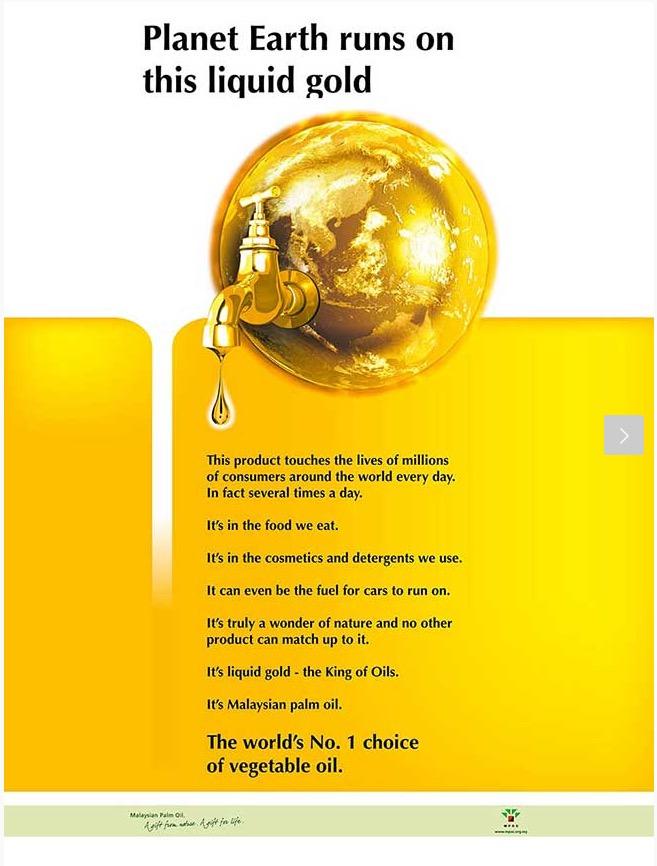 Planet Earth Runs on this gold liquid