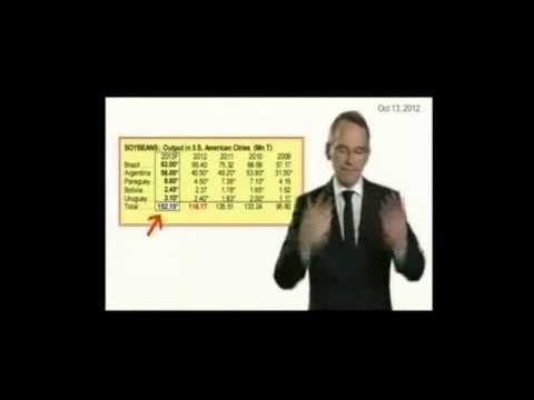 Malaysian Palm Oil Council POTS KL 2012 – Global Oils & Fats Markets by Thomas Mielke