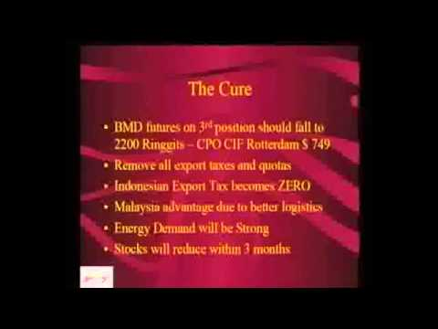 Malaysian Palm Oil Council POTS KL 2012 -Impact of Macro Economy on Veg. Oil Price by Dorab Mistry