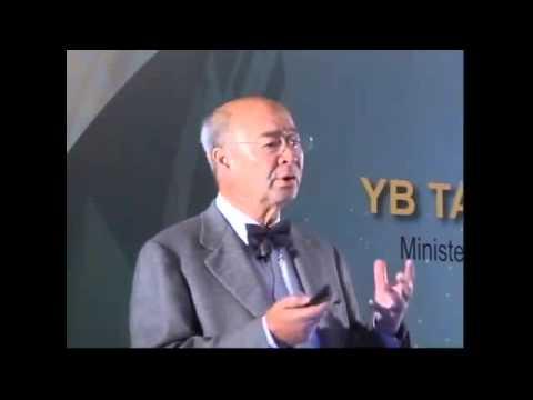 Palm Oil Industry Leadership Award 2012 Evening Forum – Guest Speaker Mr Mechai Viravaidya
