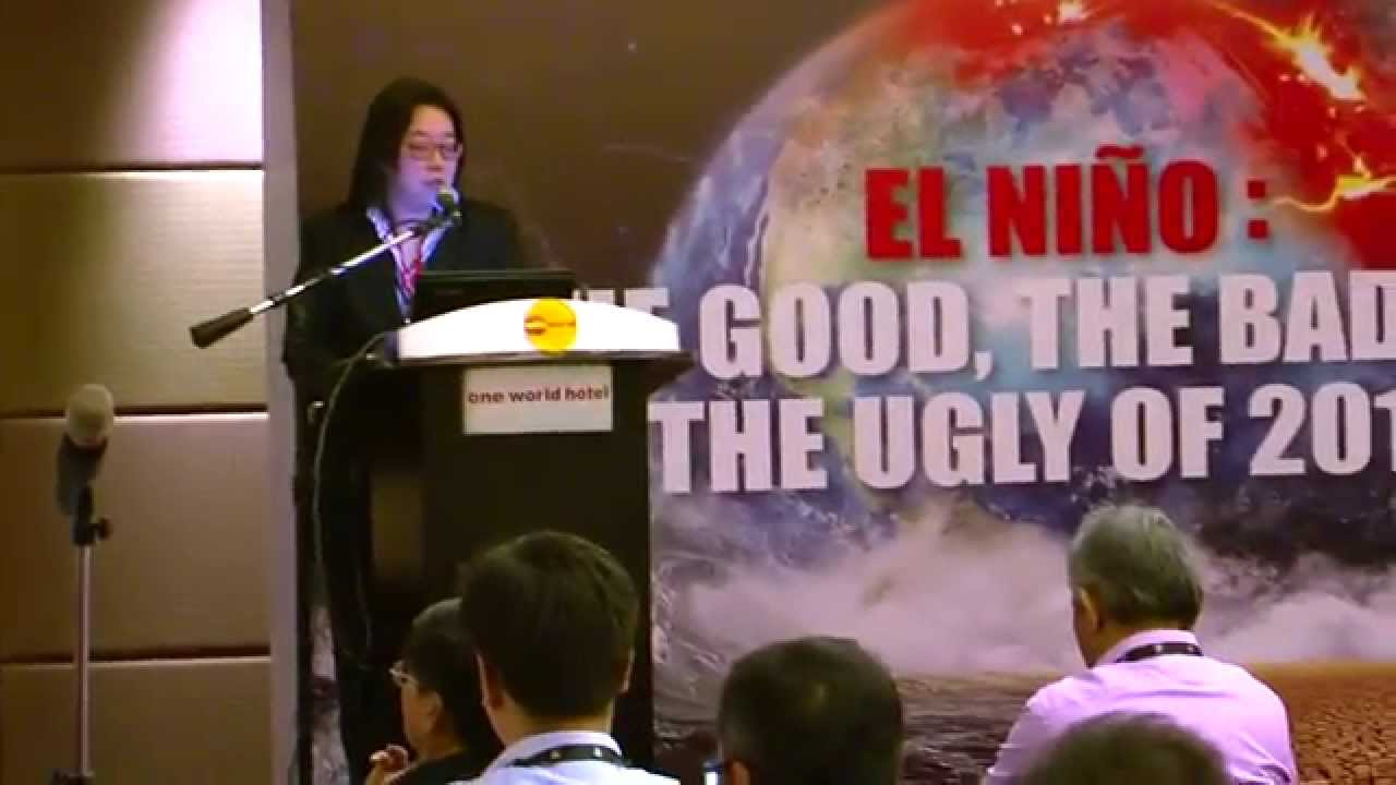 The Impact of El Nino on Global Vegetable Oil and Palm Oil Trade – Ivy Ng Lee Fang